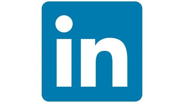 Logo for LinkedIn